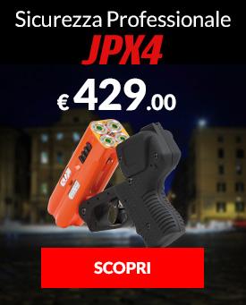 MiDifendo JPX4 Jet Protector Compact