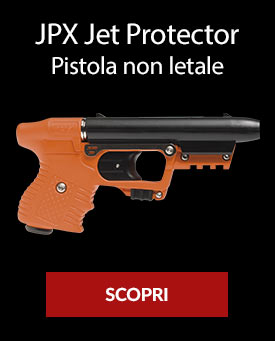 Spray al Peperoncino Polizia | JPX MiDifendo