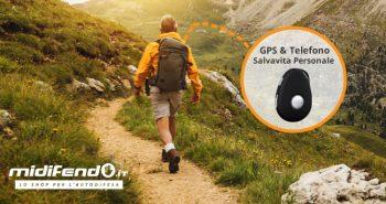 Localizzatole GPS - Salvavita Personale per escursioni